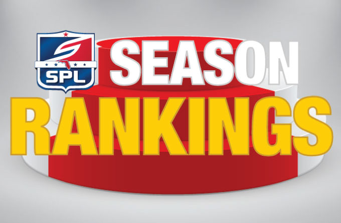 SPL Season Rankings