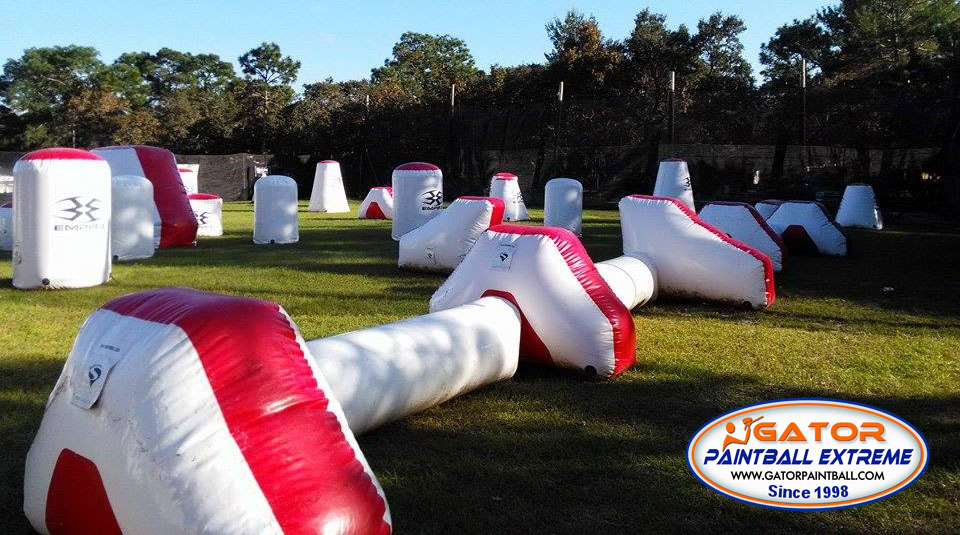 gator paintball field