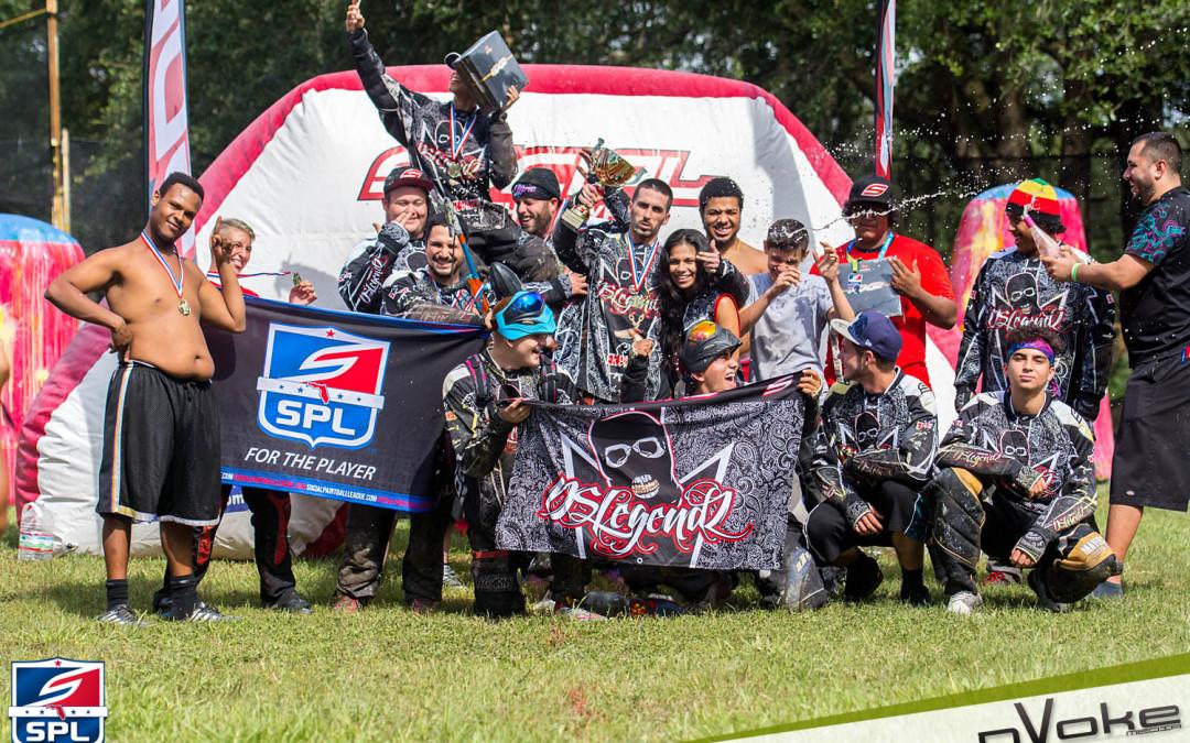 2015 SPL Jacksonville Open Champions' Club