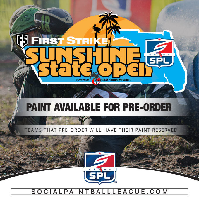 Sunshine State Open Paint Available for Pre-Order