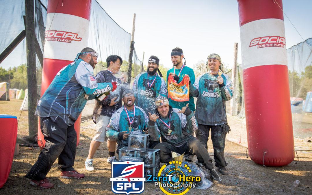 2017 SPL First Strike Sunshine State Open Champions' Club