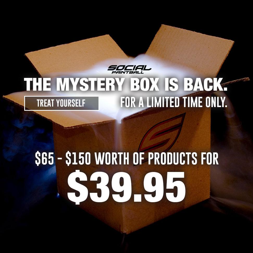 Social Mystery Box