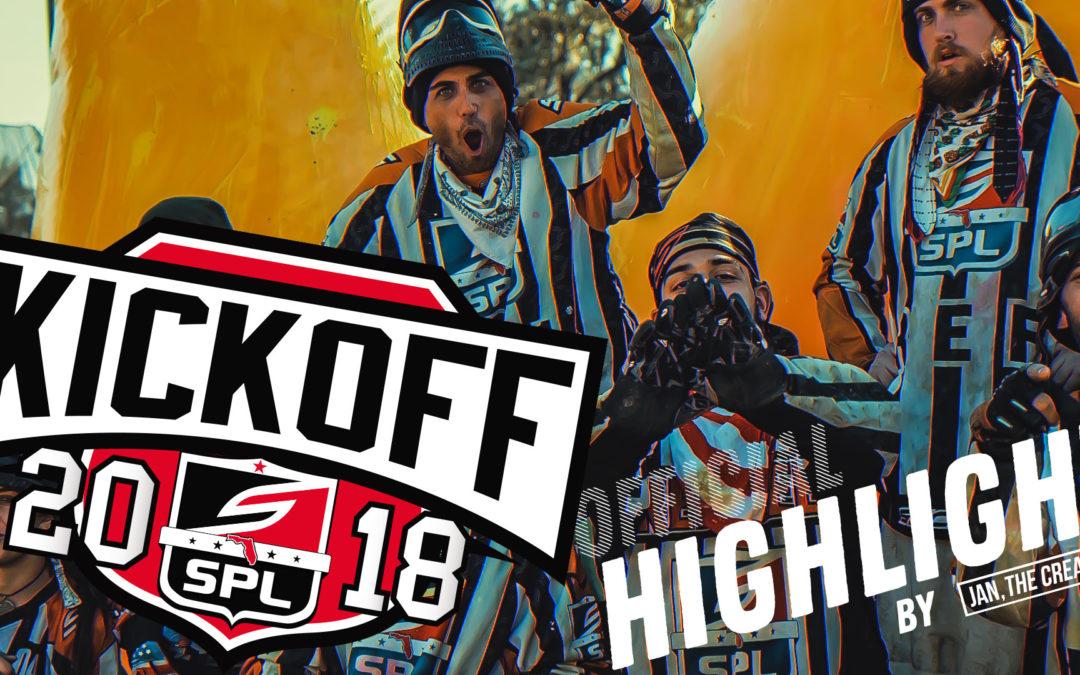 2018 SPL Kickoff Event Video Highlight